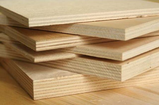 an analysis of the plywood in wood industry